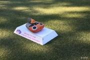 2013年 ミヤギテレビ杯ダンロップ女子オープンゴルフトーナメント 2日目 ティマーカー