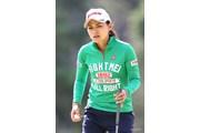 2013年 ミヤギテレビ杯ダンロップ女子オープンゴルフトーナメント 2日目 横峯さくら