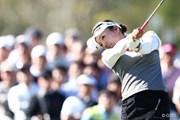 2013年 ミヤギテレビ杯ダンロップ女子オープンゴルフトーナメント 2日目 有村智恵