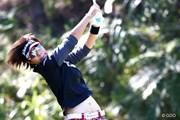 2013年 ミヤギテレビ杯ダンロップ女子オープンゴルフトーナメント 2日目 穴井詩