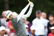 2013年 ミヤギテレビ杯ダンロップ女子オープンゴルフトーナメント 最終日 イ・ナリ