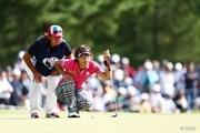 2013年 ミヤギテレビ杯ダンロップ女子オープンゴルフトーナメント 最終日 穴井詩