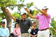 2013年 アジアパシフィックゴルフチャンピオンシップ パナソニックオープン 最終日 デビッド・オー ウェイド・オームズビー