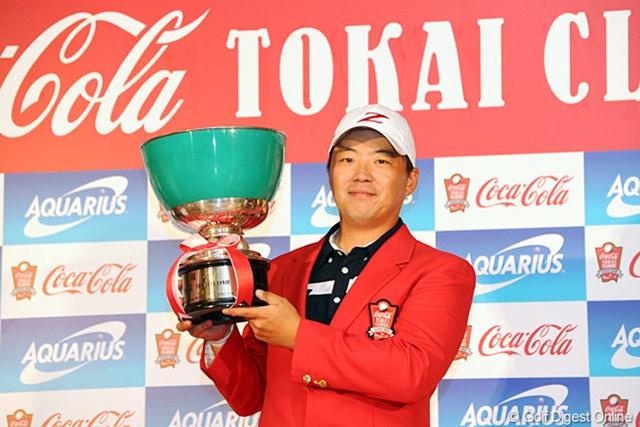2013年 コカ・コーラ東海クラシック 事前情報 H.W.リュー 昨年は無観客試合となった最終日の戦いを制したH.W.リューが日本ツアー初勝利を飾った。