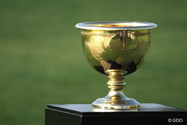 2013年 プレジデンツカップ 事前 カップ 今年からさらりと変更された競技スケジュール。その効果とは・・・?