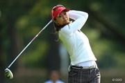 2013年 日本女子オープンゴルフ選手権競技 初日 日下部智子
