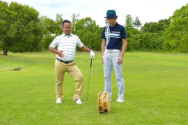 ゴルフクラブの取扱説明書 Vol.5 飛ばすための正しい腕の使い方 1P