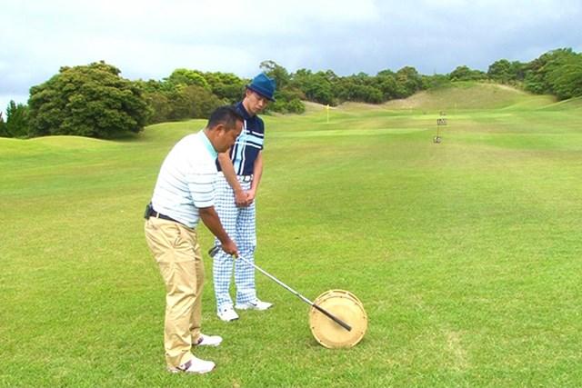 ゴルフクラブの取扱説明書 Vol.5 飛ばすための正しい腕の使い方 3P
