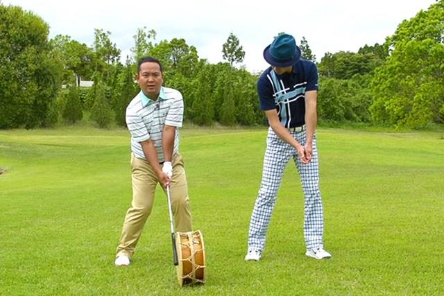 ゴルフクラブの取扱説明書 Vol.5 飛ばすための正しい腕の使い方 4P