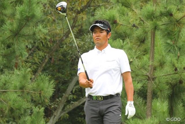 2013年 コカ・コーラ東海クラシック 3日目 武藤俊憲 「好きなコース」と言いきる武藤が2打差の単独首位に立ち、最終日を迎える