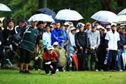 2013年 日本女子オープンゴルフ選手権競技 3日目 大山志保