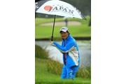2013年 日本女子オープンゴルフ選手権競技 3日目 松原由美