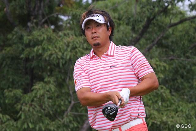 2013年 コカ・コーラ東海クラシック 最終日 塚田陽亮 7位タイスタートも、「77」で22位タイとなった。