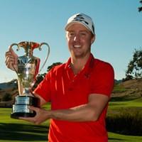 2012年大会、ツアー初優勝を果たしたジョナス・ブリクスト(Robert Laberge /Getty Images) 2013-14 フライズドットコムオープン 事前 ジョナス・ブリクスト