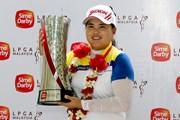 2013年 サイム・ダービー LPGAマレーシア 事前 朴仁妃
