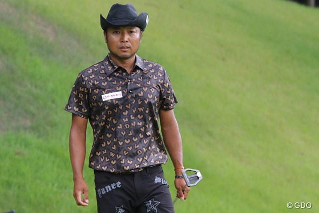 2013年 優勝者のパター 片山晋呉 この日初めて試合で使ったパターで5年ぶりの勝利を掴んだ
