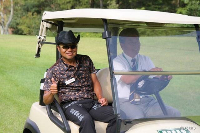 2013年 コカ・コーラ東海クラシック 最終日 片山晋呉 プレーオフに向かう片山晋呉は「1ホール目で決めるから」と宣言どうりに勝利を掴んだ