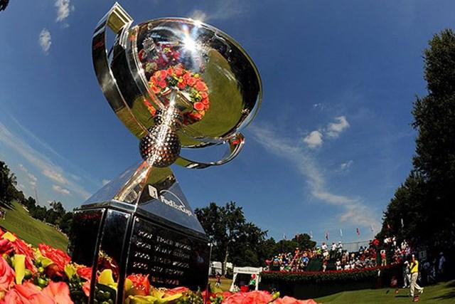 PGAツアー2013-2014年シーズンには、45大会がスケジューリングされている(PGA TOUR)