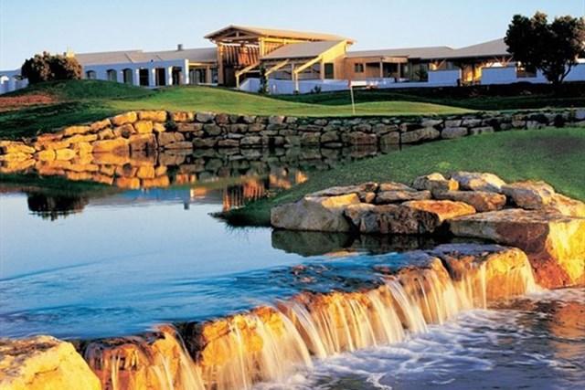 2013年 ポルトガルマスターズ 事前 オセアニコヴィクトリアゴルフコース 「ポルトガルマスターズ」の舞台となるオセアニコヴィクトリアゴルフコース
