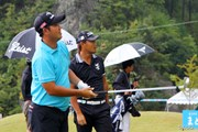 2013年 TOSHIN GOLF TOURNAMENT IN Central 事前 小平智、薗田峻輔
