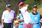 2013年 TOSHIN GOLF TOURNAMENT IN Central 初日 浅地洋佑