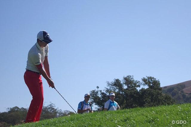 入れ替え戦から2週間、PGAツアー開幕戦を21位タイで終えた石川遼