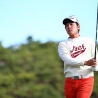 いつも顔色が悪いSJ。 2013年 日本オープンゴルフ選手権競技 初日 S.J.パク