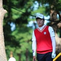 気分、悪いの?大丈夫ですか? 2013年 日本オープンゴルフ選手権競技 2日目 S.J.パク