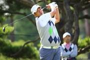 2013年 日本オープンゴルフ選手権競技 2日目 甲斐慎太郎