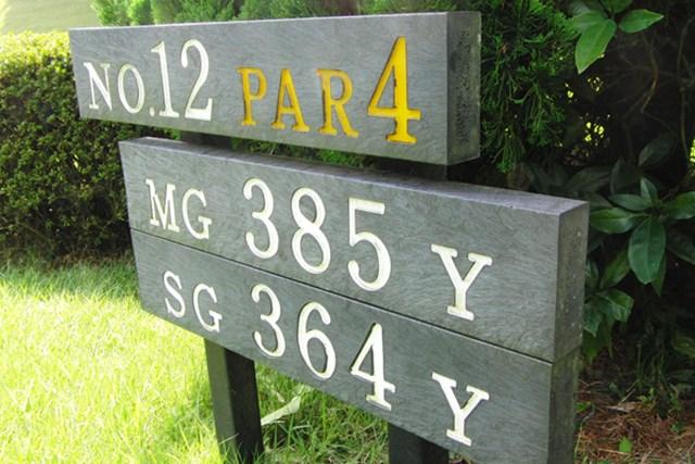 スコアアップに繋がる13の法則 第2回 数字を理解する(後編) 自分の目標スコアとホールの難易度を鑑みて、何オン・何パットでいけばいいか計画してみよう