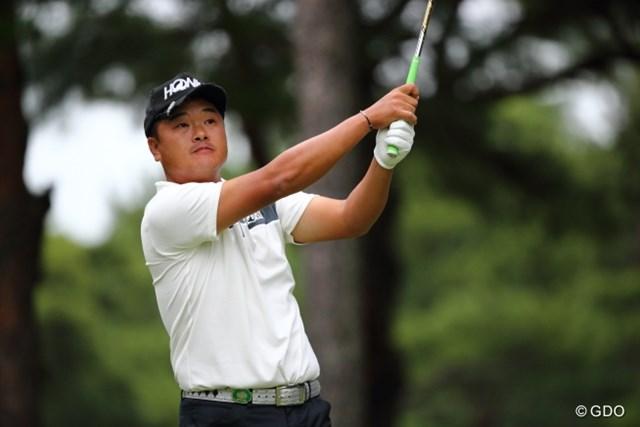 2013年 日本オープンゴルフ選手権3日目 小田孔明 3日目に4ストローク伸ばした小田孔明。初のメジャー制覇へ得意の逃げ切り態勢に入った。