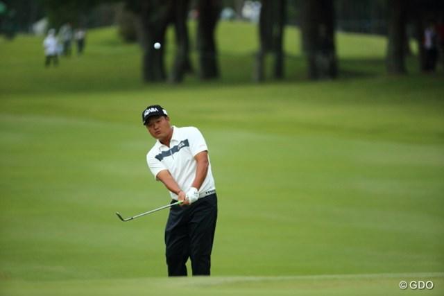 2013年 日本オープンゴルフ選手権競技 3日目 小田孔明 苦い記憶の残る日本オープンの最終日…単独首位の小田孔明にリベンジのチャンスだ