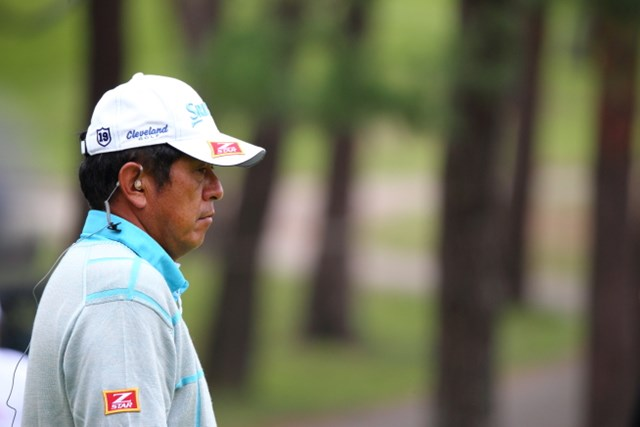2013年 日本オープンゴルフ選手権競技 3日目 加瀬秀樹 あれ?加瀬さん、棄権してたよね?なぜか解説やってる。