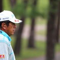 あれ?加瀬さん、棄権してたよね?なぜか解説やってる。 2013年 日本オープンゴルフ選手権競技 3日目 加瀬秀樹