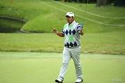 2013年 日本オープンゴルフ選手権競技 3日目 甲斐慎太郎
