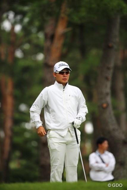 2013年 日本オープンゴルフ選手権競技 3日目 川村昌弘 ボランティアの人かと思ったぞい。