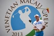 2013年 ベネチアン・マカオオープン 3日目 スコット・ヘンド