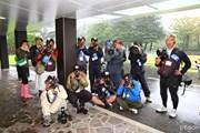 2013年 日本オープンゴルフ選手権競技 4日目 カメラマン