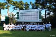 2013年 日本オープンゴルフ選手権競技 5日目 ボランティア