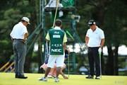 2013年 日本オープンゴルフ選手権競技 5日目 最終組