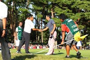 2013年 日本オープンゴルフ選手権競技 5日目 小林正則、小田孔明