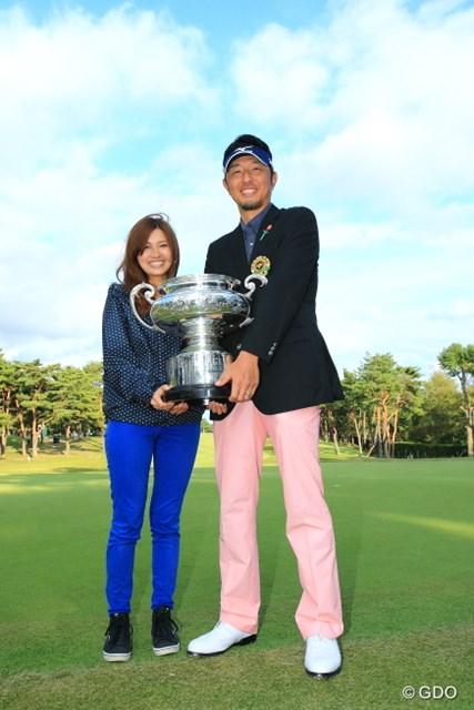 7月末に麻理子夫人と入籍した小林正則。4000万円の優勝賞金で式場もグレードアップする?