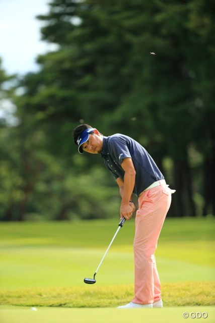 2013年 日本オープンゴルフ選手権競技 最終日 小林正則 小林正則が通算10アンダーでメジャー初優勝を果たした
