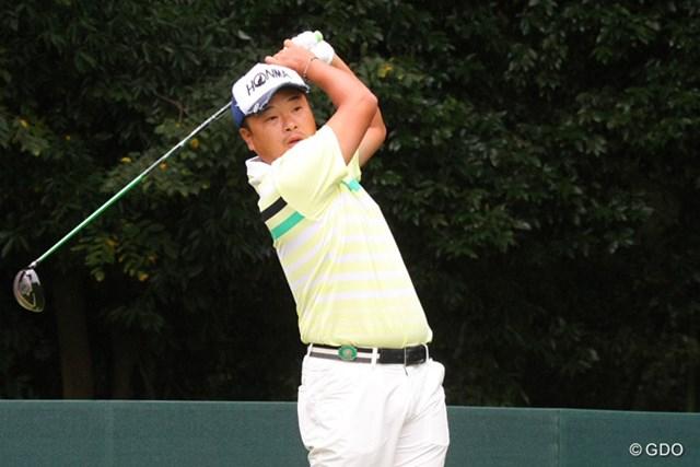 2013年 ブリヂストンオープンゴルフトーナメント 初日 小田孔明 先週のリベンジなるか!?小田孔明は首位と4打差20位タイ