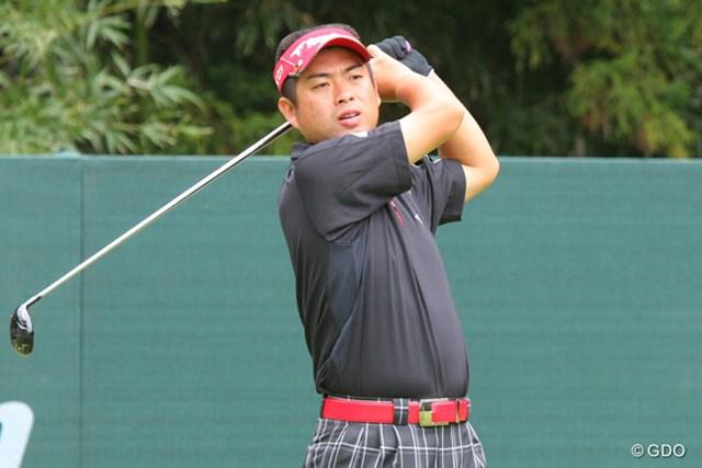 2013年 ブリヂストンオープンゴルフトーナメント 初日 池田勇太 大会3度目の制覇は?1オーバー36位と静かなスタート