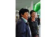 2013年 マスターズGCレディース 2日目 森田理香子&岡本綾子