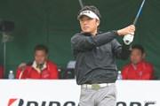 2013年 ブリヂストンオープンゴルフトーナメント 2日目 井上信