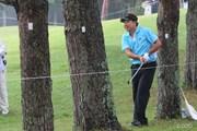 2013年 ブリヂストンオープンゴルフトーナメント 2日目 高山忠洋