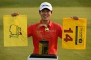 2013年 アジアパシフィックアマチュア選手権 最終日 イ・チャンウ