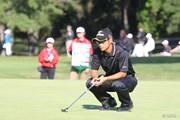 2013年 ブリヂストンオープンゴルフトーナメント 最終日 嘉数光倫